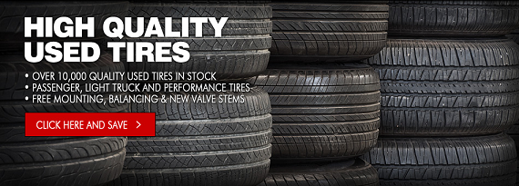 Used Tires In Stock